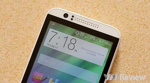 Đánh giá điện thoại HTC Desire 510 chip xử lý 64 bit