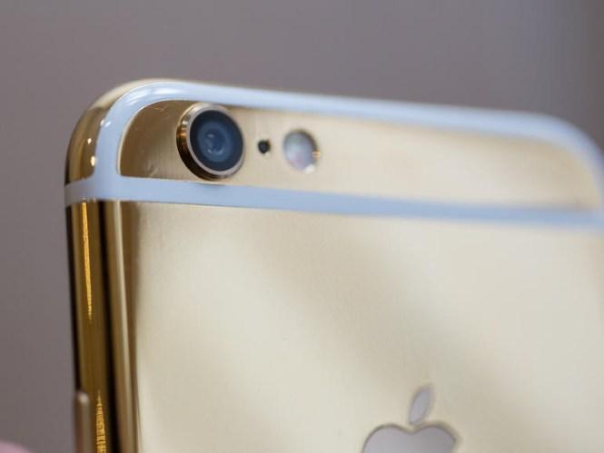 Chùm ảnh khám phá quá trình mạ iPhone 6 của Goldgenie