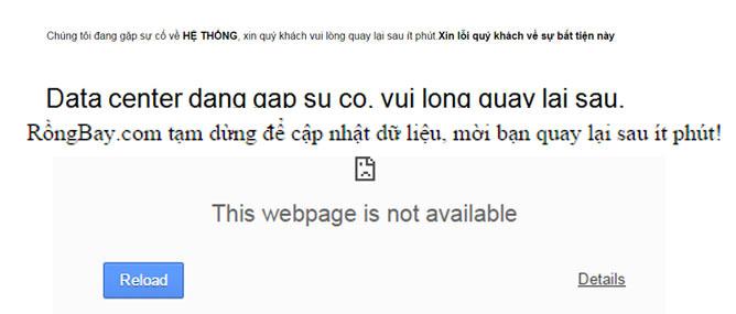 Dân trí và hàng chục website lớn tê liệt, có dấu hiệu bị tấn công DDoS