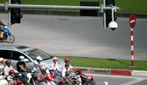 Hà Nội lắp hàng trăm camera phạt nguội vi phạm giao thông