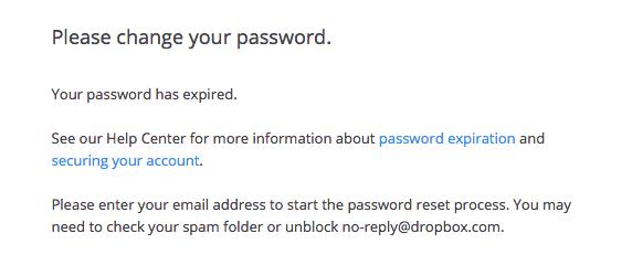 Hàng trăm tài khoản Dropbox bị lộ mật khẩu
