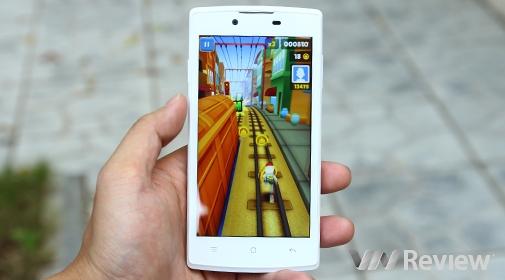 Đánh giá điện thoại Oppo Neo 3