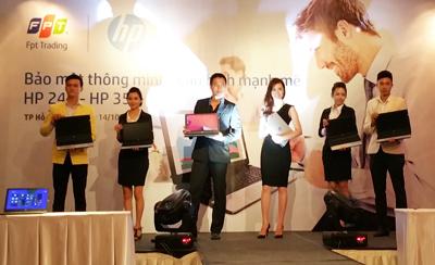 HP ra mắt bộ đôi laptop bảo mật giá tốt