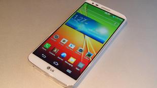 Điện thoại LG đang tăng trưởng mạnh mẽ