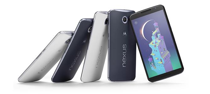 Nexus 6 chính thức ra mắt: Màn QHD 5.9 inch, Snapdragon 805
