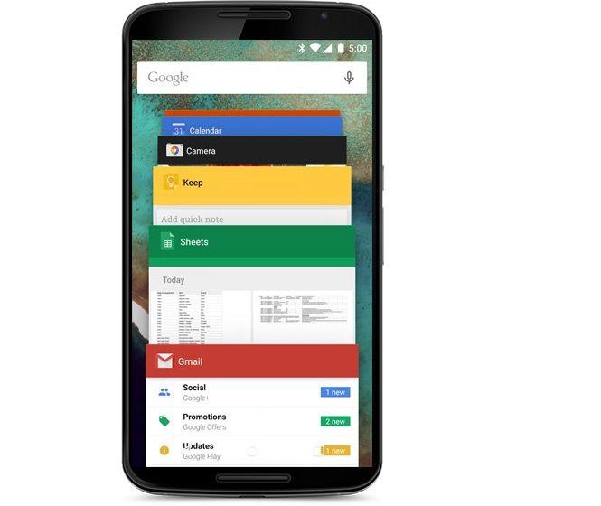 Có gì mới trong phiên bản Android 5.0 Lollipop