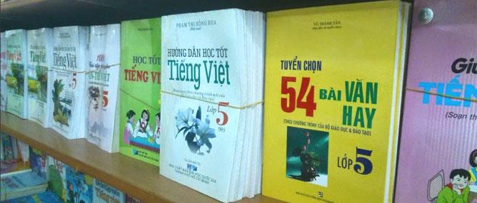 Tủi thân quá, tiếng Việt ơi!