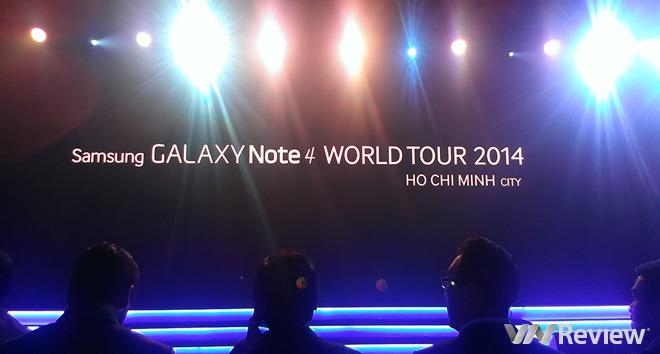 Samsung Galaxy Note 4 giá 17,99 triệu đồng, bán từ 24/10
