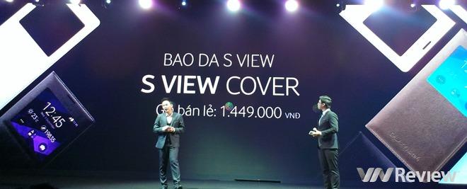 Galaxy Note 4 nhận diện tiếng Việt, giá 18 triệu đồng, bán từ 24/10