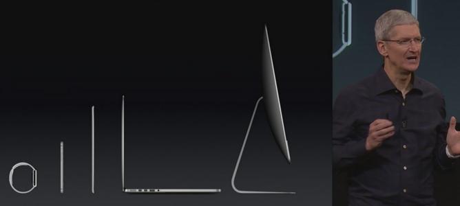 Video tổng thuật sự kiện ra mắt iPad Air 2, iPad Mini 3 và iMac 5K