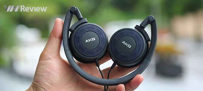 Tặng bạn đọc 3 chiếc tai nghe AKG K420 Denim