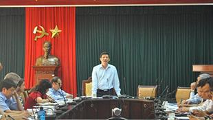 Việt Nam thành lập 4 đội phản ứng đối phó với Ebola