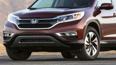 Lộ diện Honda CR-V phiên bản mới
