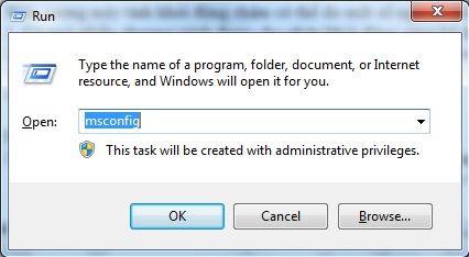Cách khắc phục máy tính chỉ lướt Web bộ nhớ Ram đã báo 75%