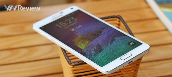 10 tính năng đáng giá của Samsung Galaxy Note 4