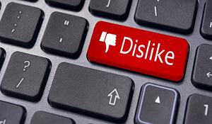 Vì sao Facebook không có nút Dislike?