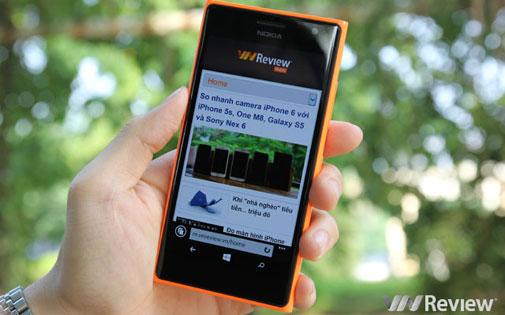 Đánh giá Nokia Lumia 730