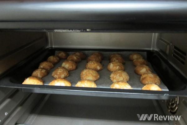 Sử dụng giấy nhôm an toàn trong lò nướng