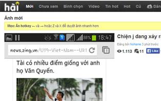 Thu hồi giấy xác nhận mạng xã hội và xử phạt haivl.com 205 triệu đồng