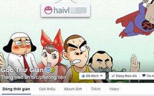 Website HaiVL.com tạm dừng hoạt động sau quyết định xử phạt