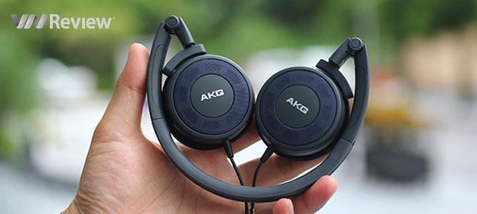 Công bố 3 bạn đọc trúng tai nghe AKG K420 Denim