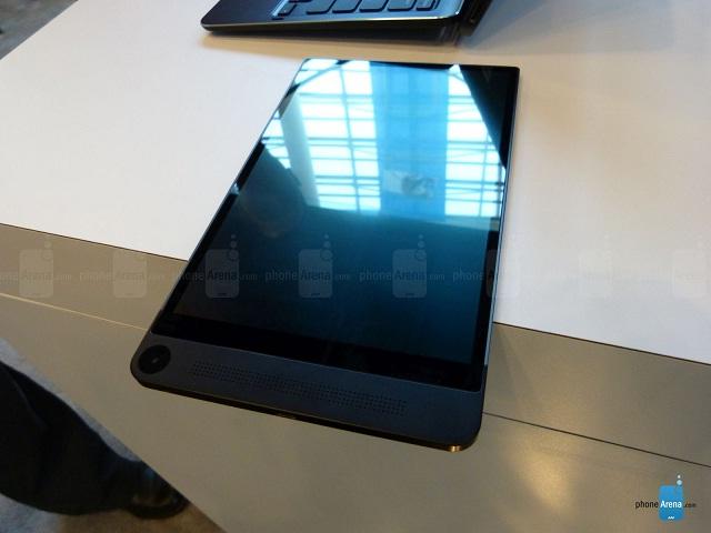Dell chuẩn bị phát hành tablet mỏng nhất thế giới Venue 8 7000