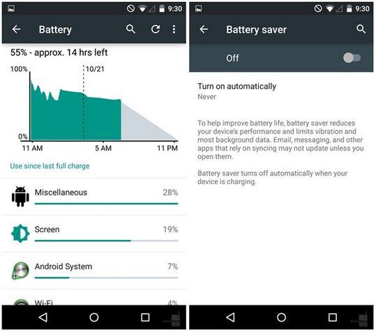 7 chức năng hữu ích của Android 5.0 không có trên iOS 8
