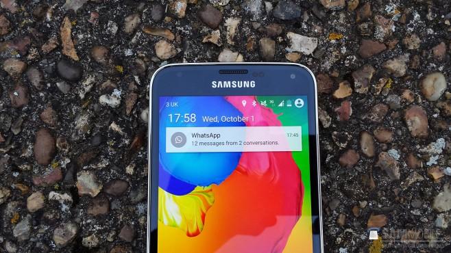 Galaxy S5 sẽ được cập nhật Android 5.0 vào tháng 12?