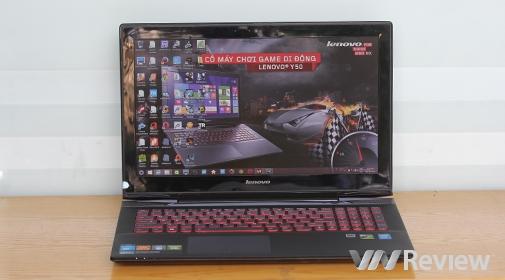Đánh giá Lenovo Y50