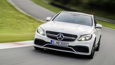 Mercedes-Benz ra mắt bộ đôi C63 AMG và C63 S AMG
