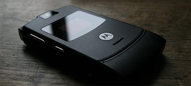 """10 điện thoại biểu tượng thời """"tiền iPhone"""""""