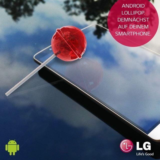 LG xác nhận sẽ cập nhận Lollipop cho G2 ngay sau G3