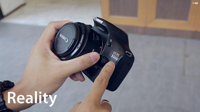 Thực tế phũ phàng khi mua máy ảnh DSLR