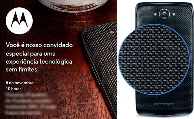 Phiên bản quốc tế của Motorola Droid Turbo sẽ được trình làng vào ngày 5/11