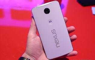 Trên tay Google Nexus 6 vừa cháy hàng