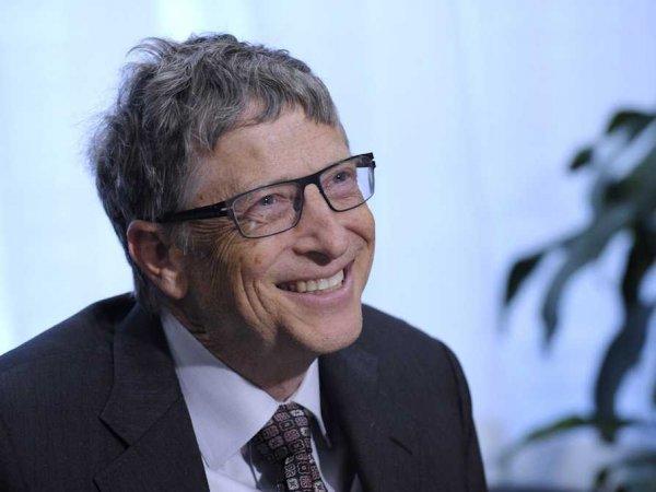 Bill Gates mất 218 năm mới tiêu hết tiền 1347831