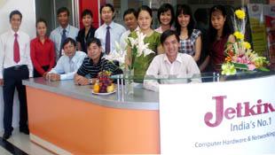 Học viện FPT Jetking tuyển sinh ngành phần cứng và mạng