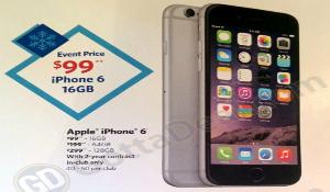 iPhone 6 sắp giảm giá 100 USD