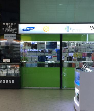 Chủ cửa hàng khu Sim Lim Square lên án hành động lừa khách