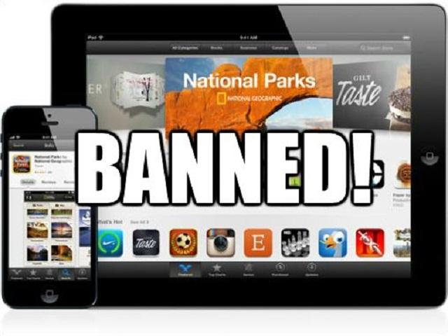 Nga cấm cửa iPhone, iPad từ ngày 1 tháng 1 năm 2015