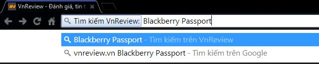 Những tiện ích chưa được biết đến của thanh địa chỉ trên Chrome