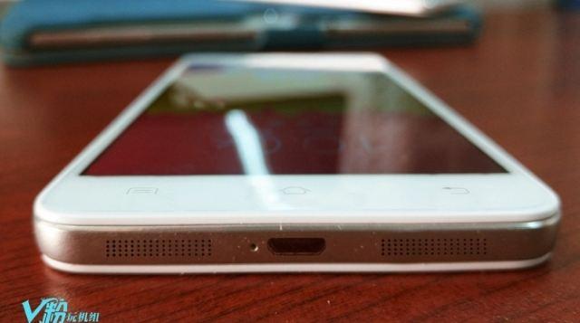 Vivo Xplay 5S lộ ảnh và thông số khủng