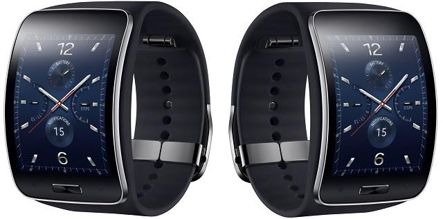 Samsung bán được 10.000 smartwatch Gear S tại Hàn Quốc tại ngày ra mắt