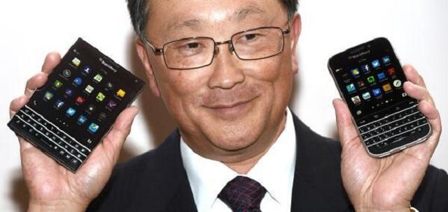 Vợ John Chen thích sử dụng điện thoại Samsung
