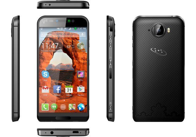 Smartphone có thể chạy cả Android và Windows Phone sẽ ra mắt vào đầu năm 2015