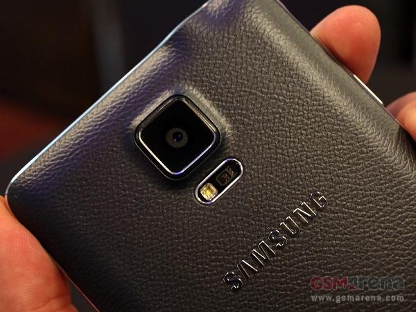 Samsung Galaxy Note 4 xếp top smartphone mạnh mẽ nhất QIII/2014