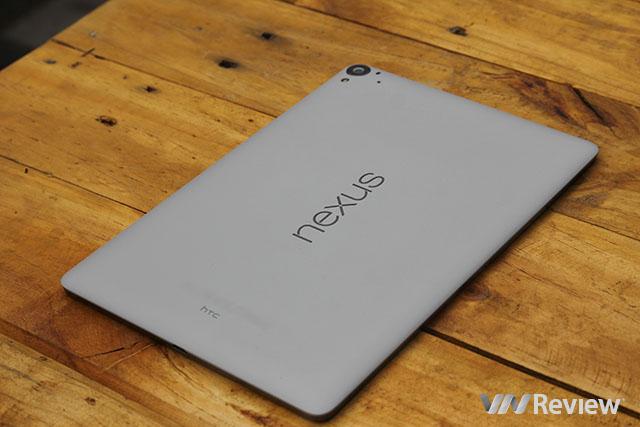 Đánh giá nhanh máy tính bảng Google Nexus 9.
