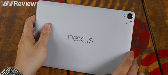 Đánh giá nhanh Google Nexus 9