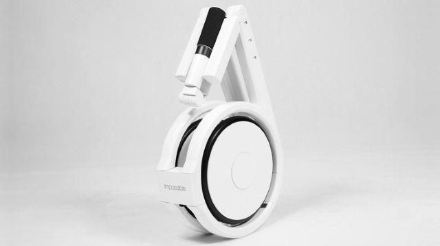Xe đạp điện có thể gấp gọn vào ba lô