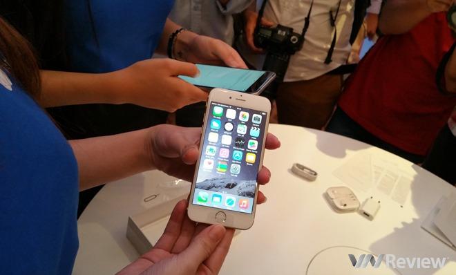 FPT bắt đầu bán iPhone 6 trên toàn quốc, giá từ 17,799 triệu đồng